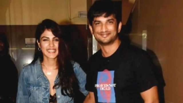 Rhea Chakraborty met Sushant on June13