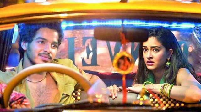 Ananya Panday-Ishaan Khatter's Khaali Peeli