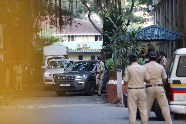 Rhea Chakraborty Jail