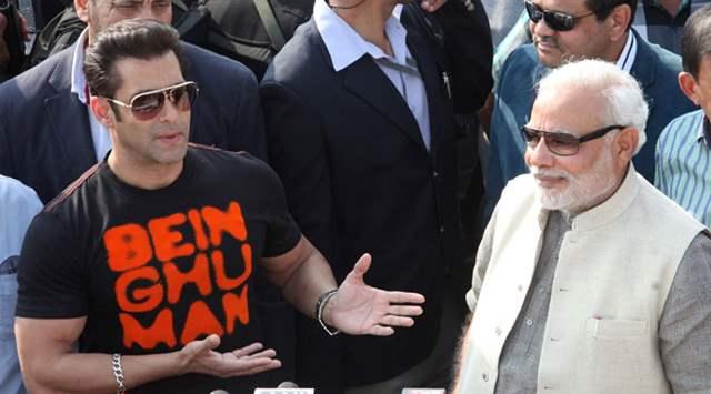 Salman Khan Narendra Modi