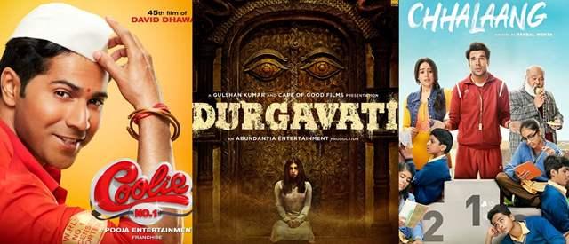 Movies Releasing in October November December