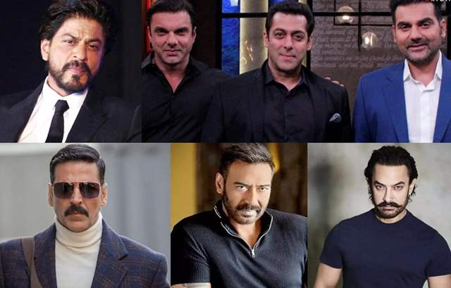 Bollywood Celebs case