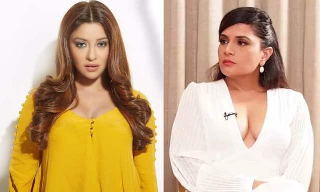 Payal Ghosh and Richa Chadha