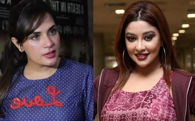 Richa Chadha Payal Ghosh