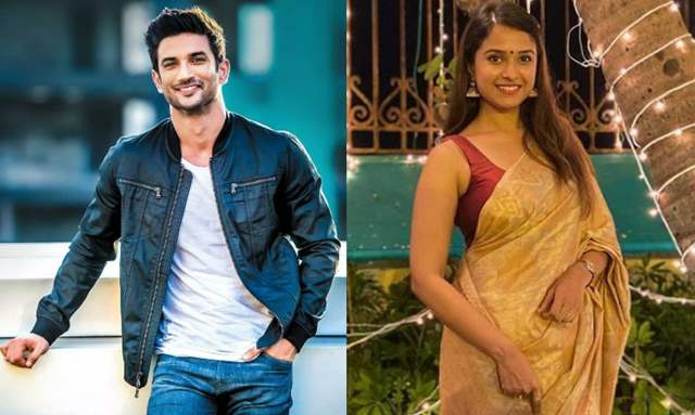 Sushant Singh Rajput and Disha Salian