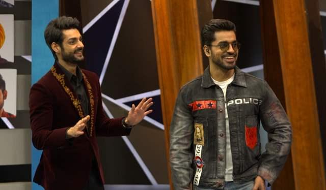Karan Wahi and Gautam Gulati