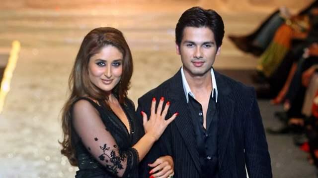 Shahid Kapoor Kareena Kapoor Khan