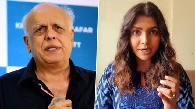 Luviena Lodh and Mahesh Bhatt