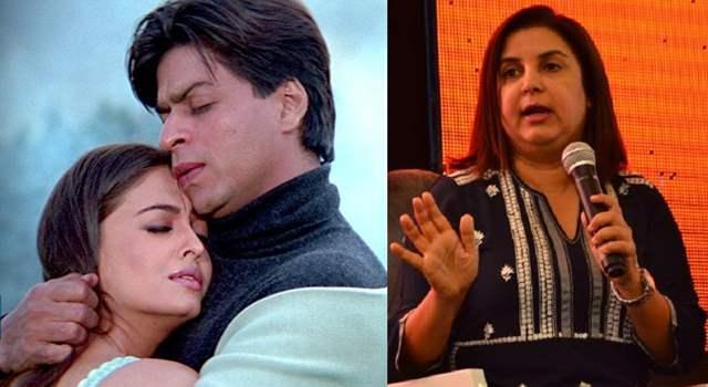 Shah Rukh Khan Aishwarya Rai Bachchan Mohabbatein