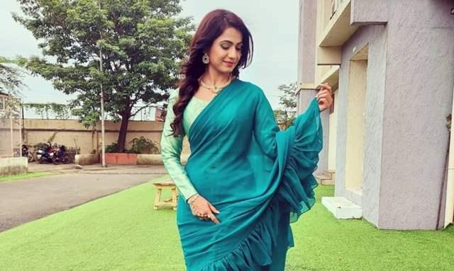 Akanksha Juneja: I am in love with my character in Saath Nibhana Saathiya 2    India Forums