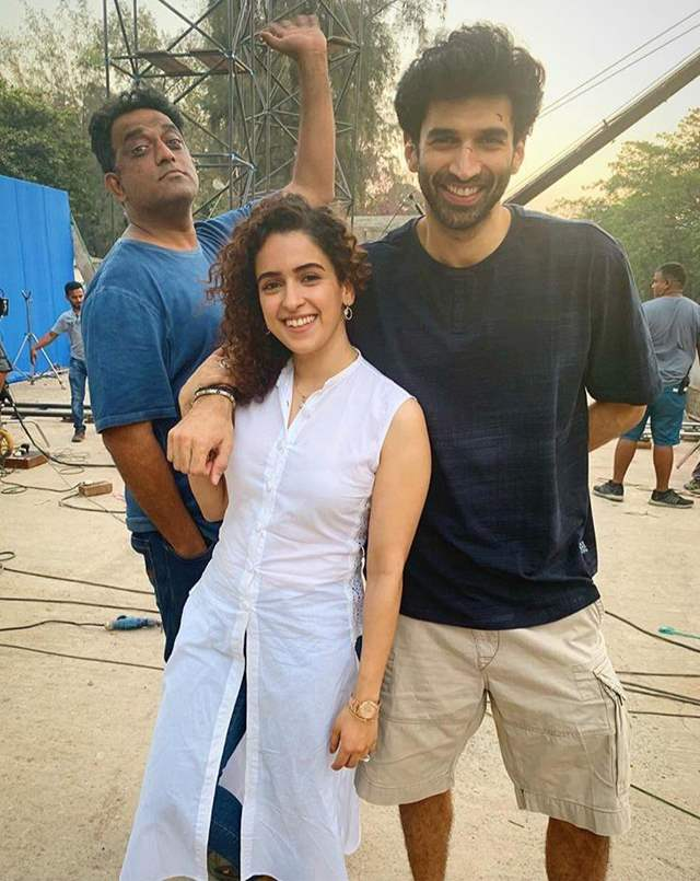 Sanya Malhotra Aditya Roy Kapur Anurag Basu