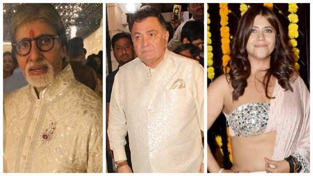 Amitabh Bachchan, Ekta Kapoor Cancel Diwali Parties