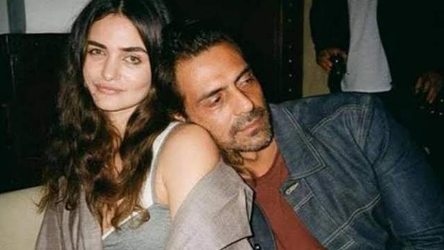 Arjun Rampal and Girlfriend Gabriella Demetriades Summoned