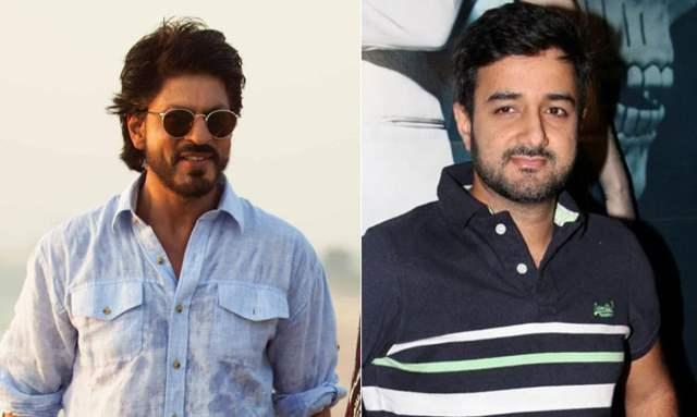 Shah Rukh Khan and Siddharth Anand