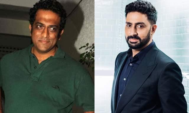 Anurag Basu and Abhishek Bachchan