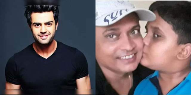Rajeev Nigam and Manish Paul