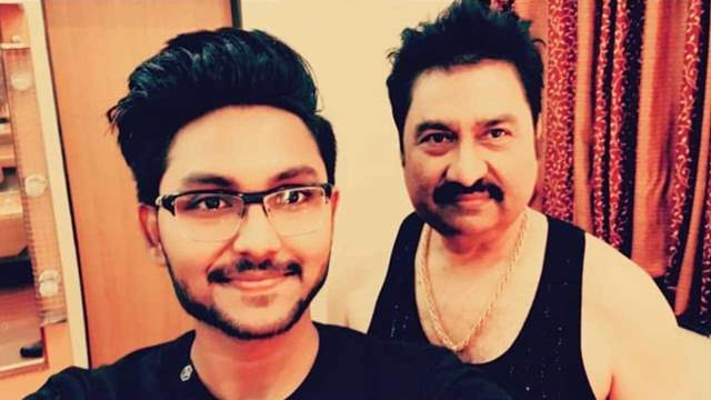 Kumar Sanu and Jaan Sanu