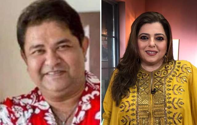 Delnaaz and Ashiesh Roy
