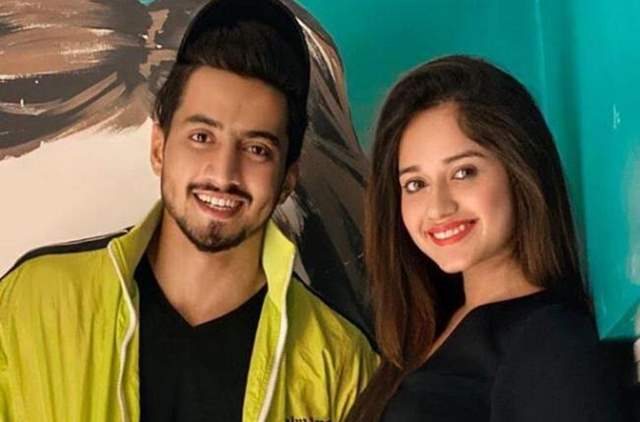 Jannat Zubair and Mr.Faisu