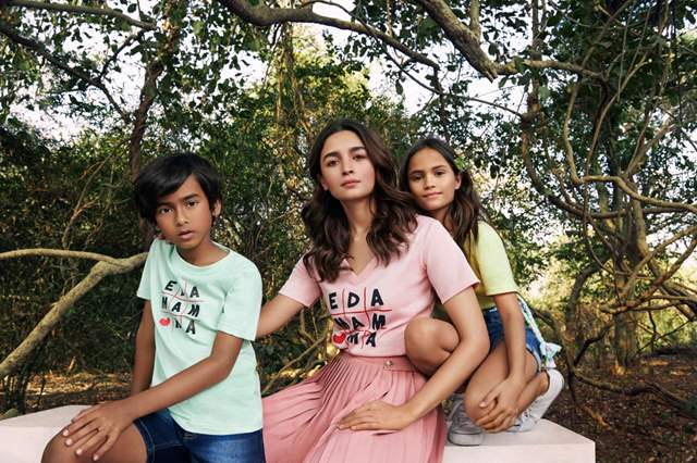 Alia Bhatt clothing line