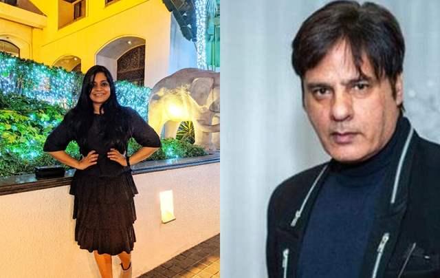 Nivedita Basu and Rohit Roy
