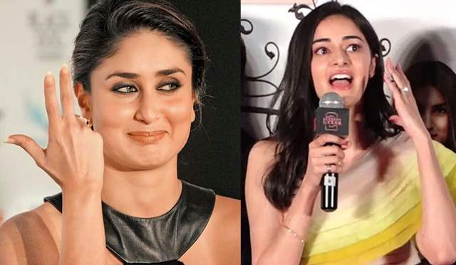 Kareena Kapoor Ananya Panday