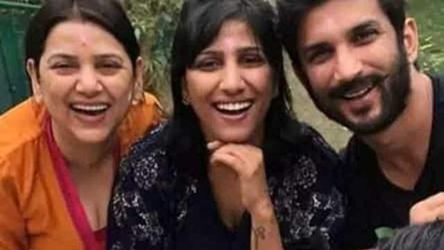 Sushant Singh Rajput's Sisters
