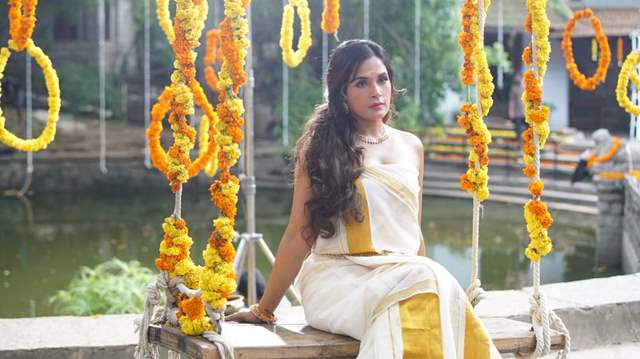 Richa Chadha in Shakeela