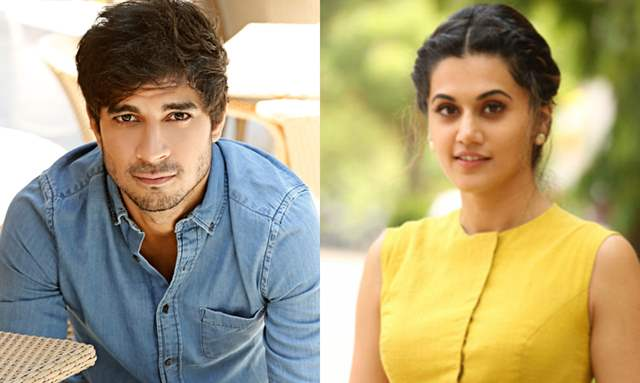 Tahir Raj Bhasin and Taapsee Pannu