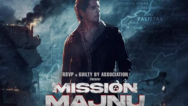 Mission Majnu: Sidharth Malhotra and Rashmika Mandanna
