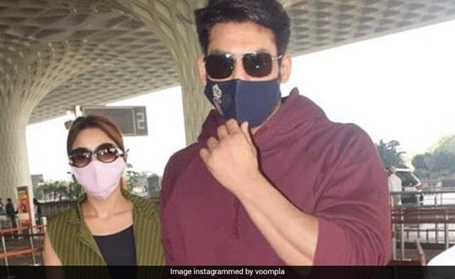 Sidharth Shukla and Shehnaz Gill