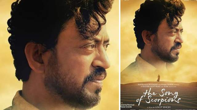 Irrfan Khan's Last Film 'The Song Of The Scorpions'