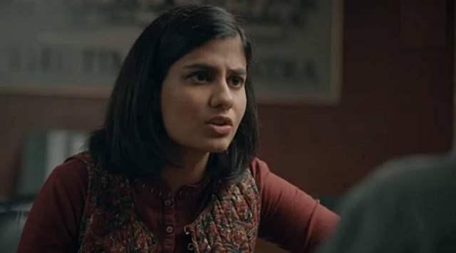 Shreya Dhanwanthry - Scam 1992