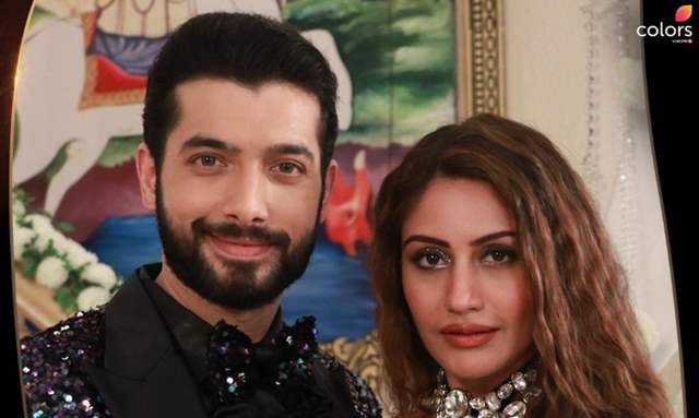Sharad Malhotra and Surbhi Chandna