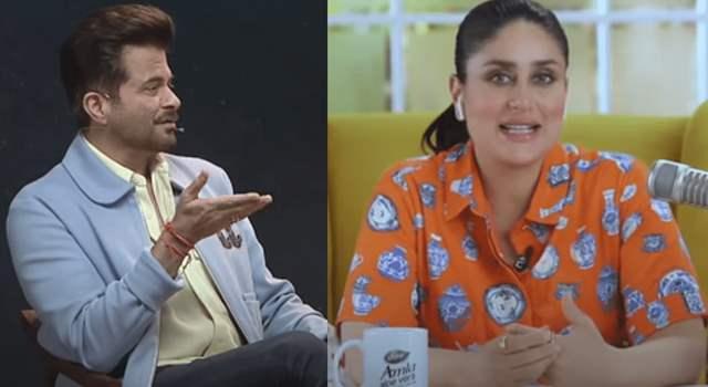 Kareena Kapoor Khan Anil Kapoor