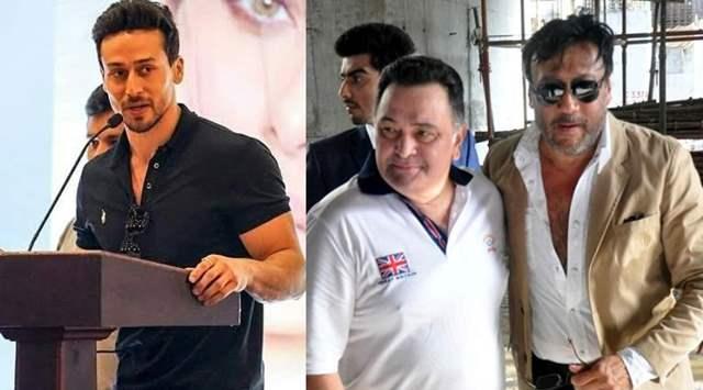Tiger Jackie Shroff Rishi Kapoor