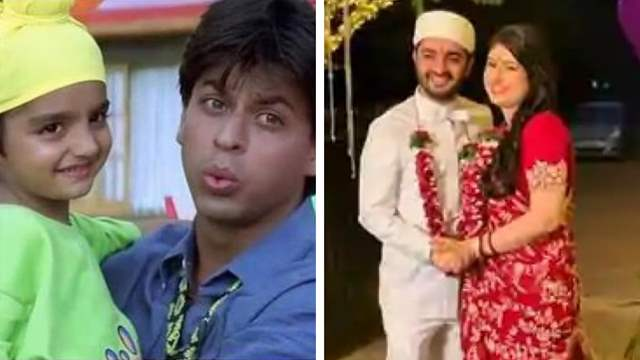Kuch Kuch Hota Hai' Child Actor Parzaan Dastur gets Engaged