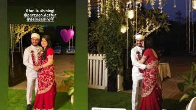 Kuch Kuch Hota Hai' Child Actor Parzaan Dastur gets Engaged to Girlfriend Delna Shroff