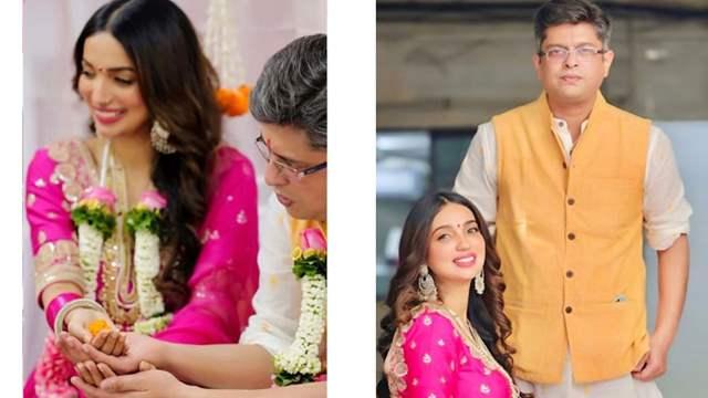 Kanika Dhillon Gets Married to Himanshu Sharma