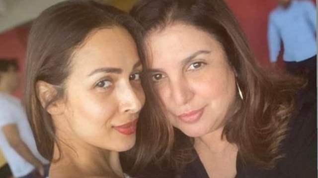 Malaika Arora calls Farah Khan 'kameeni'
