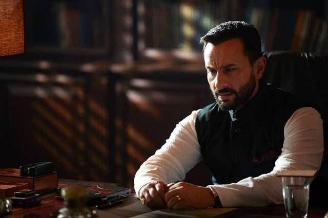 Saif Ali Khan Tandav