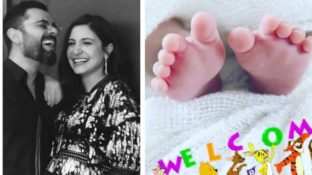 Anushka Sharma-Virat Kohli's baby girl