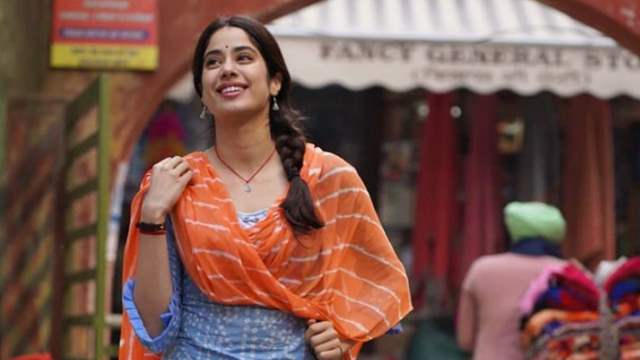 Janhvi Kapoor Good Luck Jerry Farmers Protest