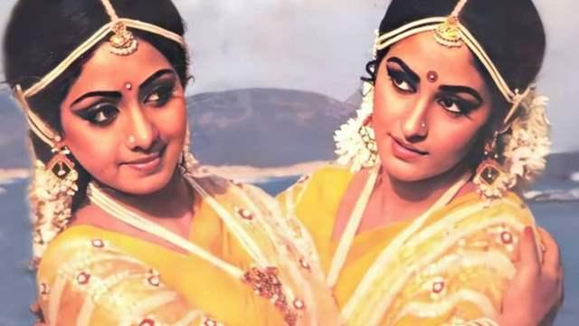Jaya Prada Sridevi