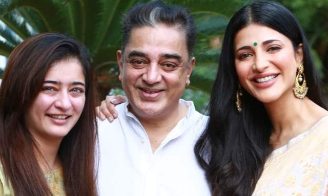 Kamal Haasan's surgery, daughters Shruti Haasan and Akshara