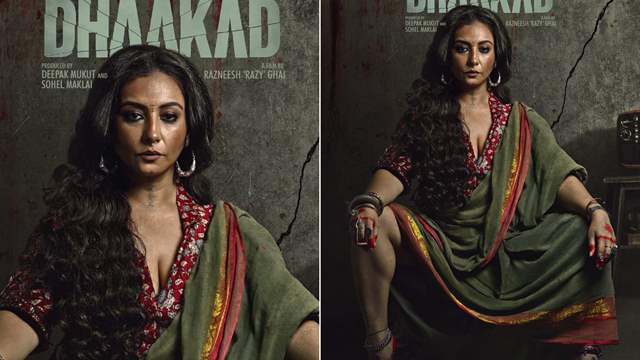 Dhaakad: Divya Dutta