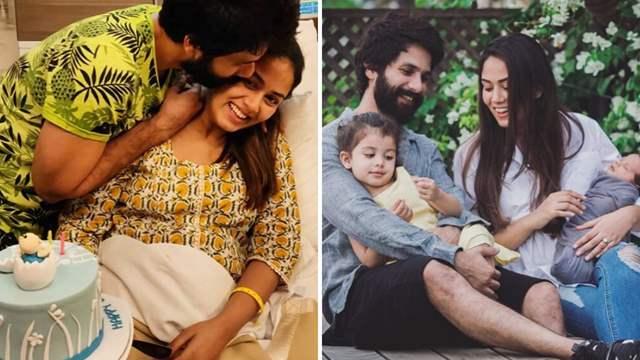 Mira Rajput pregnancy Shahid Kapoor