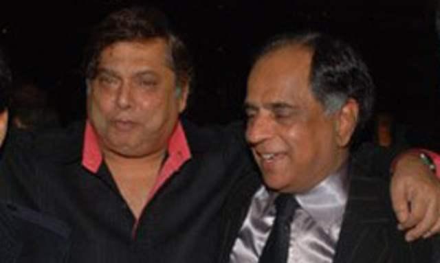 David Dhawan and Pahlaj Nihalani
