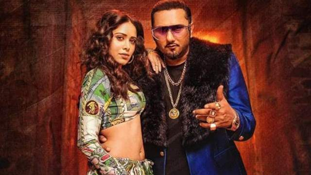 Nushrratt Bharuccha Honey Singh with 'Saiyaan Ji'