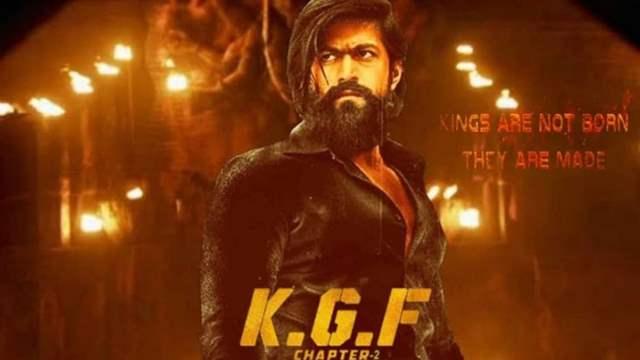 KGF 2 Hindi rights